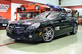 used mercedes sl63 amg for sale 2011 mercedes sl class sl63 amg stock m4563 for sale near