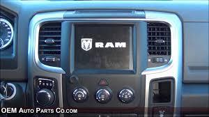 Dodge 3500 Truck Parts - 2013 2018 infotainment ram truck factory gps navigation 8 4 inch