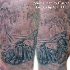 tattoos by nic nicola hanley carter jacob u0027s dream tattoo