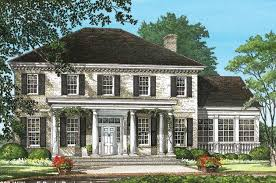 colonial revival house plans colonial plan 3 920 square 4 bedrooms 3 5 bathrooms 7922