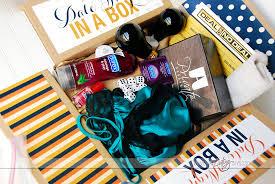 Date Night Basket Date Night In A Box