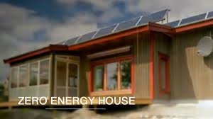 zero net energy homes zero energy house green renaissance youtube