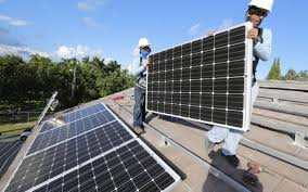 Solar Power Traffic Lights by Florida Voters Say No To Misleading Solar Amendment Miami Herald