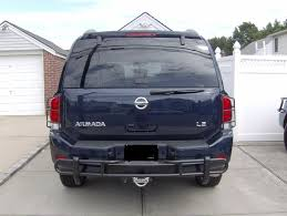 nissan armada light bar not quite giving up yet armada and i are back nissan