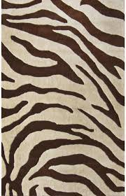 Zebra Kitchen Rug Brown Zebra Area Rug Rug Designs