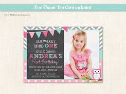 36 best first birthday invitations images on pinterest
