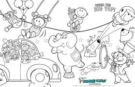 best entertaining program for children circus 20 circus coloring