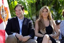 senators wife marco rubio s wife involved in fender bender breitbart
