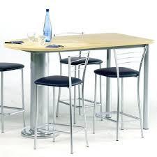 plan de travail snack cuisine table bar plan de travail hauteur table bar cuisine mobilier maison