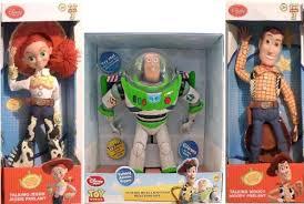 halo sales disney toy story buzz woody u0026 jessie talking dolls