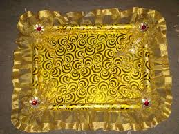 Plate Decorating Ideas For Desserts Mesmerizing Indian Wedding Tray Decoration Pictures 82 In Wedding