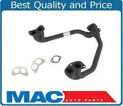 subaru forester exhaust engine y pipe with gaskets exhaust pipe for subaru impreza outback