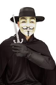 Halloween Costume Amazon Rubie U0027s Costume Men U0027s Vendetta Costume