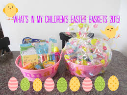 basket easter kid s easter baskets 2015 toddler child
