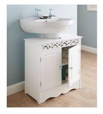 Camille Stylish Undersink Basin Cabinet Bathroom Storage Unit EBay - Bathroom sink cabinet ebay