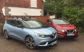 nissan qashqai bike rack extended test 2017 renault grand scenic 130 dci