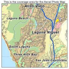 california map laguna aerial photography map of laguna niguel ca california