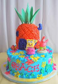 spongebob squarepants cake spongebob a gallery on flickr