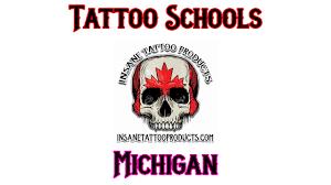 tattoo schools in michigan insane tattoo products youtube
