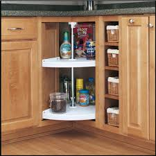Lazy Susans Kitchen Storage  Organization The Home Depot - Lazy susan kitchen cabinet hinges