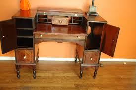 Folding Secretary Desk by Writing Desk For Sale 46 Beautiful Decoration Also Hekman Folding
