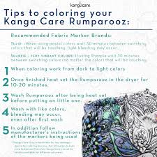 kanga care coloring book 4 pack of rumparooz one size best cloth
