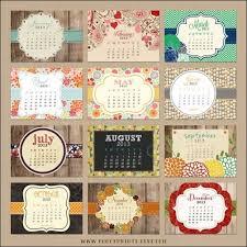 Desk Calendar Design Ideas 50 Cool And Unique Calendar Designs 2013 Creative Cancreative Can