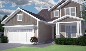 simple narrow lot craftsman house plans placement building plans