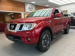 nissan truck 2015 used 2015 nissan frontier pro 4x in berwick used inventory