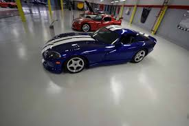 Dodge Viper Race Car - an homage to the dodge viper taking my car back to its birthplace
