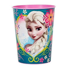 disney frozen 16 oz plastic cup birthdayexpress com