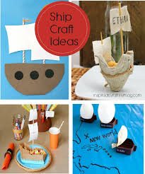 thanksgiving craft idea mayflower ship thanksgiving ships and craft