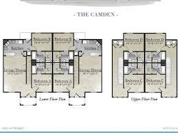 camden floor plan the camden statesboro floorplans the htons statesboro