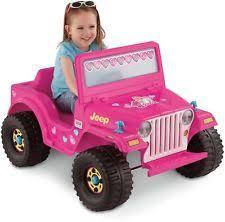 barbie jeep power wheels 90s power wheels x6655 barbie jeep label decal wrangler genuine pink
