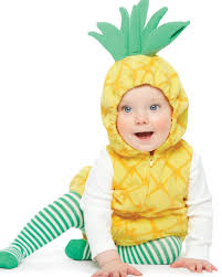 halloween costumes babies little pineapple halloween costume carters com