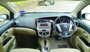 Interior All New Grand Livina Sporty Soccer Mom