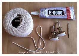 inspiration and realisation diy fashion blog diy knotted knobs