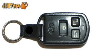 2002 hyundai accent battery diy hyundai keyless remote battery replacement disassembly