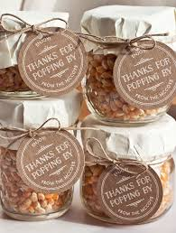 gorgeous food wedding favours 1000 ideas about barn wedding favors