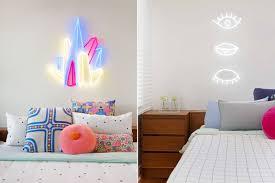marvelous neon light decor images best idea home design