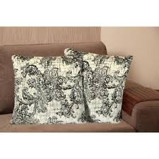 Grey Decorative Pillows Home Dynamix Chenille 20 In Gray Decorative Pillow Ch8012 451
