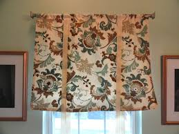 Curtains With Ribbon Ties S Nest Ribbon Tie Valance