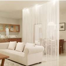 Spencer Home Decor Window Panels by White String Curtain Panel String Curtains Studio Apartment And