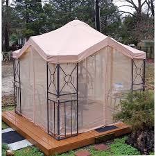 Cindy Crawford Gazebo by Gazebo Replacement Canopy Top Cover Replacement Canopy Covers For