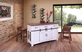 Kitchen Islands Furniture International Furniture Pueblo White Kitchen Island Furniture