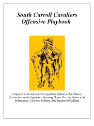 7on7 Flag Football Playbook The Complete Spread Offense Playbook Section 1 Quarterback