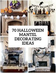 halloween mantel outdoor halloween ideas halloween party