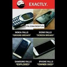 Funny Nokia Memes - dopl3r com memes exactly fb com desifun nokia falls ground
