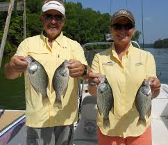 santee cooper fishing guides videos outdoors with joey mines