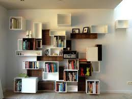 wall of shelves floating shelves with storage inspirative wall mounted for kids